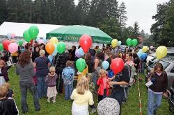 Sommerfest 2012 - Das Kinderfest