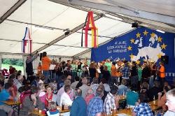 Sommerfest 2012 - Der Sonntag
