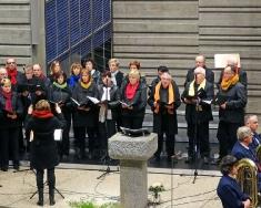 Kirchenkonzert 2013 Chor