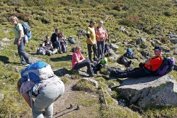Bergwanderung Sulzfluh 2016_10