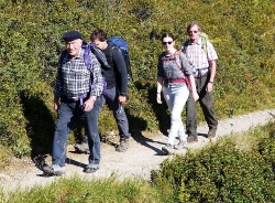 Bergwanderung Sulzfluh 2016_2