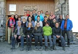 Bergwanderung Sulzfluh 2016_8