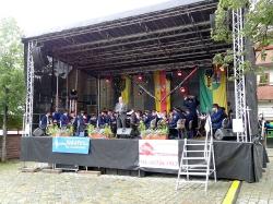 Harmonie beim Dorffest 2016_1