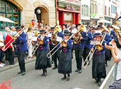 Harmonie bei der Basel Tatoo Parade 2017_13