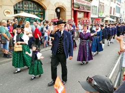 Harmonie bei der Basel Tatoo Parade 2017_15