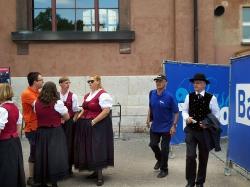 Harmonie bei der Basel Tatoo Parade 2017_2