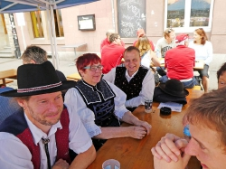 Harmonie bei der Basel Tatoo Parade 2017_5