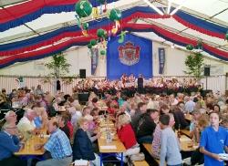 Harmnie beim Bergfest in Fürstenberg_1