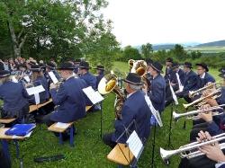 Harmnie beim Bergfest in Fürstenberg_4