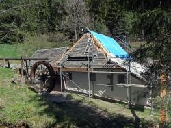 Mühle Dachreparatur 2017_5