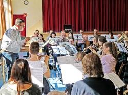 Dirigent Ferenc Guti
